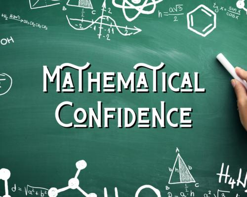 Mathematical Confidence
